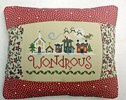 Be Wonderous - Cross Stitch Kit