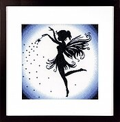 Enchanting Fairy - Cross Stitch Kit
