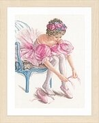 My First Dance - Cross Stitch Kit