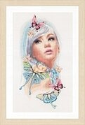 Butterfly Dreams - Cross Stitch Kit