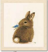 Bunny - Cross Stitch Kit