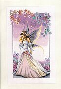 Lilac Fairy - Cross Stitch Kit
