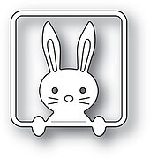 Peek a Boo Bunny - Poppystamps Craft Die