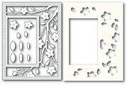 Blooming Branches Sidekick Frame - Craft Die with Stencil