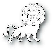 Whittle Lion - Poppystamps Craft Die
