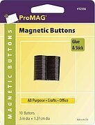 "ProMag 1/2"" Round Magnets (10 piece)"