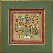 Sampling Christmas - Cross Stitch Pattern