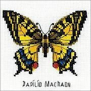 Swallowtail Butterfly - Cross Stitch Kit
