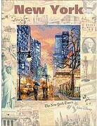 Cities Of The World: New York - Cross Stitch Kit