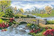 Summer View - Cross Stitch Kit
