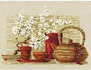 Tea - Cross Stitch Kit