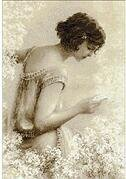 Old Photo: The Letter - Cross Stitch Kit