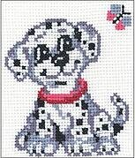 Dalmation Dog - Cross Stitch Kit