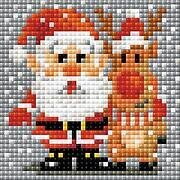 Santa Claus - Diamond Painting Christmas Mosaic Kit