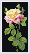 Wonderful Rose - Diamond Painting Mosaic Kit