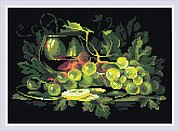 Still Life with Lemon - Diamond Painting Mosaic Kit