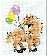 Pony Crony - Cross Stitch Kit