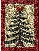 Pine Tree Punchneedle Kit