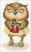 Chocolate Bits - Cross Stitch Kit