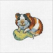 Rodent Bonn - Cross Stitch Kit