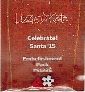 Embellishment Pack for Celebrate! Santa 2015