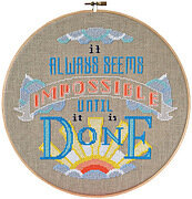 Impossible - Cross Stitch Pattern