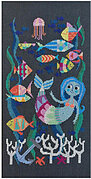 Mermaid Lagoon - Cross Stitch Pattern