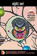 Night Owl - Cross Stitch Kit