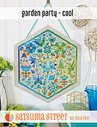 Garden Party Cool - Cross Stitch Pattern