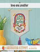 Love One Another - Cross Stitch Pattern