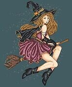Bewitched - Cross Stitch Pattern
