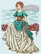 By the Sea - Cross Stitch Pattern