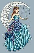 Moon Princess - Cross Stitch Pattern