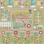 New Life Sampler - Cross Stitch Pattern