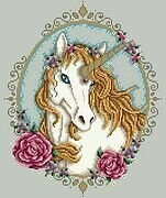 Unicorn - Cross Stitch Pattern