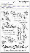 Christmas Wishes - Perfectly Clear Stamp