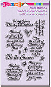 Tis The Season (Christmas) - Clear Stamp