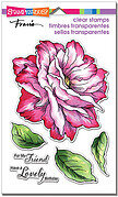 Rose Friend - Perfectly Clear Stamp