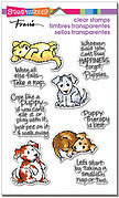 Puppy Therapy - Perfectly Clear Stamp
