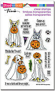 Lick My Feet Halloween - Perfectly Clear Stamp