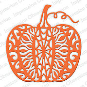 Pumpkin - Impression Obsession Craft Die