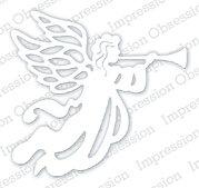 Impression Obsession IO Steel Die # DIE356-R Small Angel Die Set