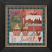 Be Sweet - Beaded Cross Stitch Kit