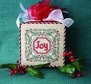 Holly Berries for the Holidays - Cross Stitch Pattern