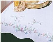 Reflections Dresser Scarf - Stamped Embroidery Kit