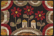 Daisy Hill - Cross Stitch Pattern