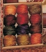 Thread Pack for Autumn Quaker