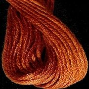 Valdani 6-Ply Thread - Faded Rust Dark