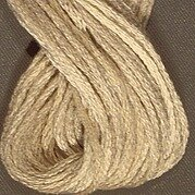 Valdani 6-Ply Thread - Aged White-Light
