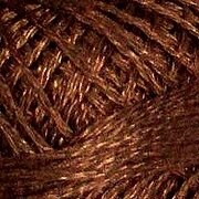 Valdani 3-Ply Thread - Red Brown